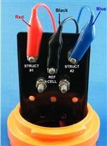 管道阴保断电电位记录仪