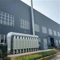 催化燃烧装置的内部构造及运行原理