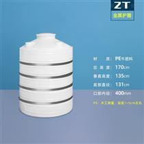 2吨塑料水塔*