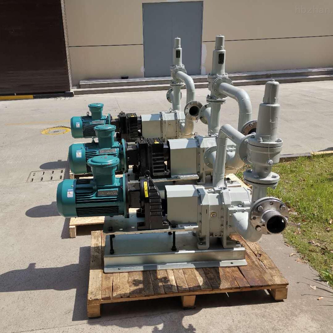 国产高精度4寸凸轮转子泵