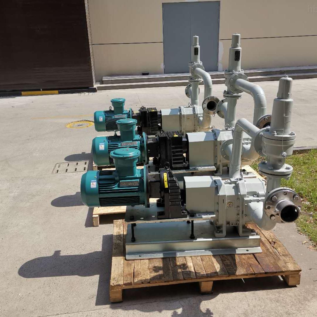 凸輪轉子輸送泵