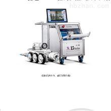 排水管道内测检测机器人