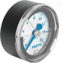festo费斯托压力表MA系列优势代理供应