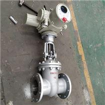 DZW30-24Z整体型电动闸阀