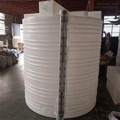 MC-3000L谦源3吨PE加药箱甲醇储罐