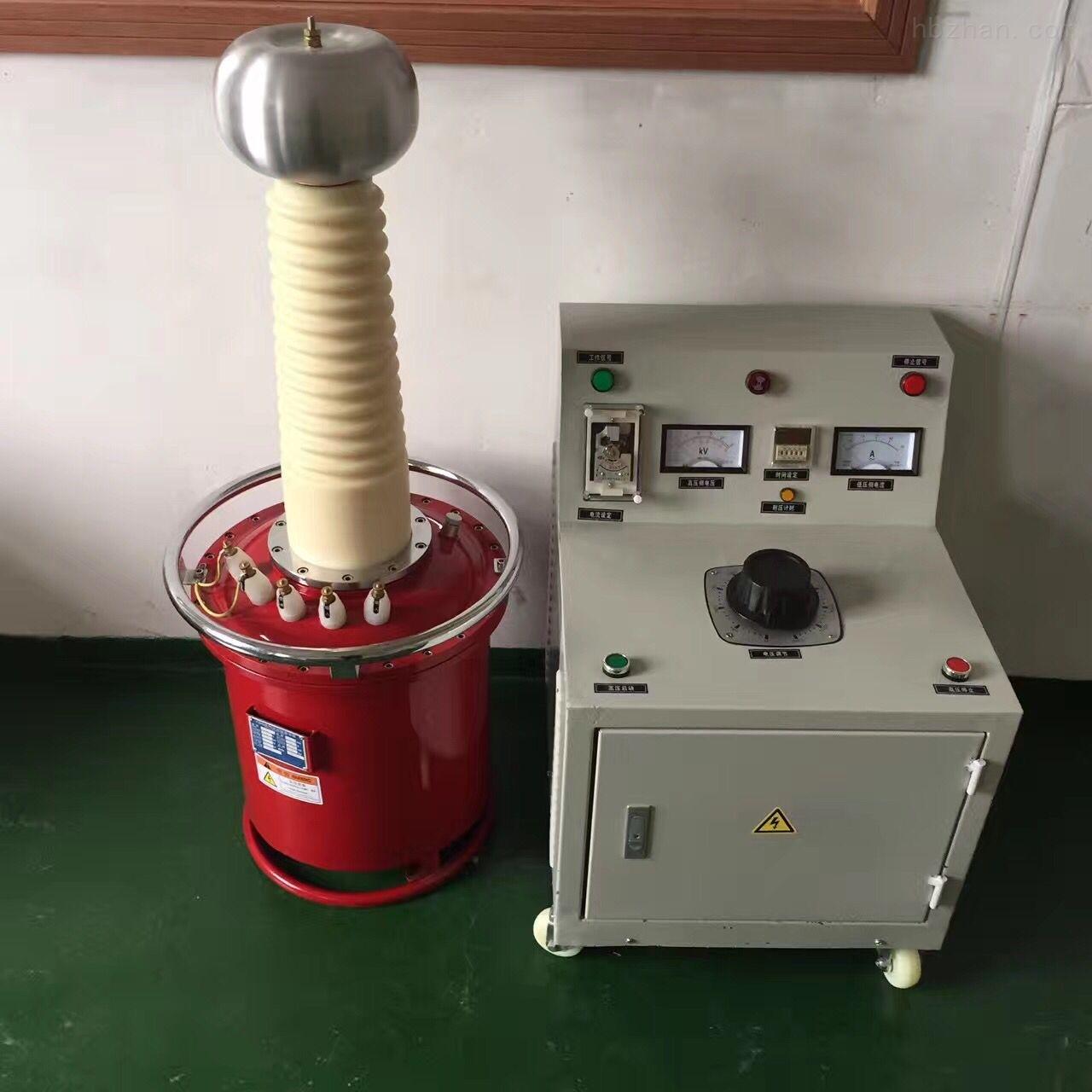20KVA/100KV工频耐压试验装置价格