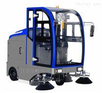 新农村保洁用电动驾驶式扫地机