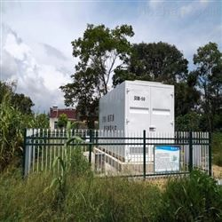 城镇生活污水处理设备技术参数