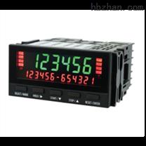 日本atsense双数字面板流量计流量指示器