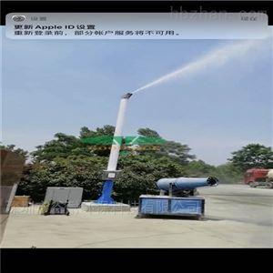 四川兴文高空除尘高压雾桩系统生产厂家