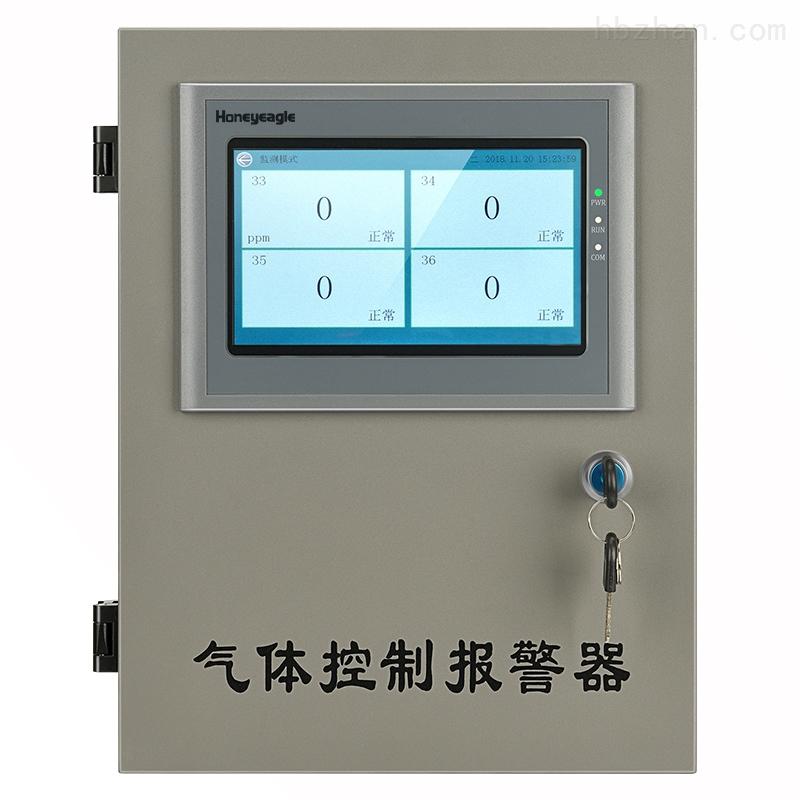 管道式可燃傳感器方案
