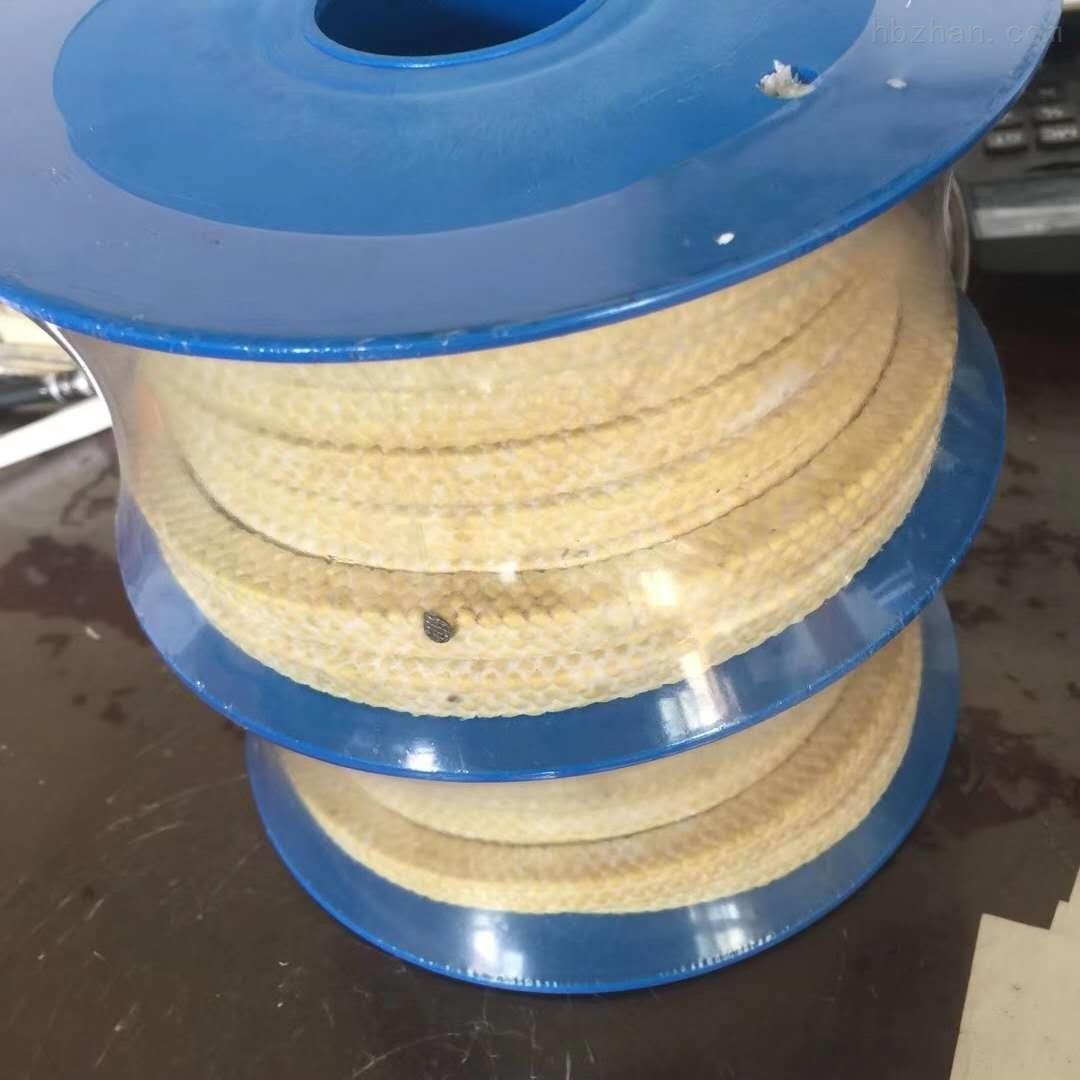 芳纶编织盘根,芳纶纤维盘根