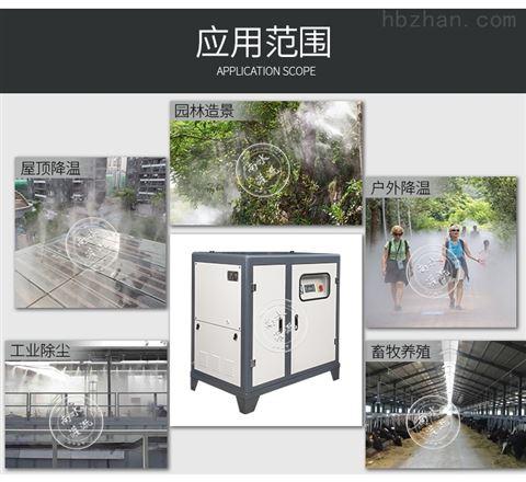 深圳景观造雾 景观喷雾系统安装