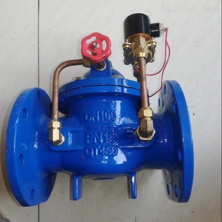 600X-10/16C电动控制阀