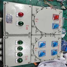 防爆照明动力配电箱温州厂家定做