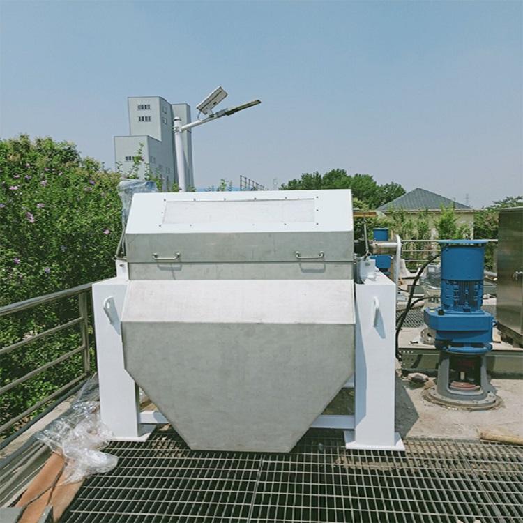 磁混凝污水处理设备-一体化磁絮凝分离设备