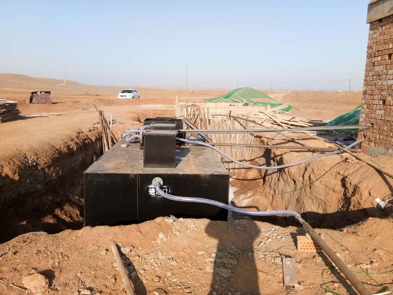 农村生活污水处理设备的处理模式