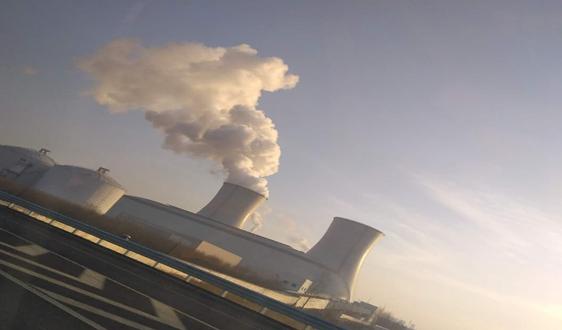 跟着垃圾去旅行之焚烧发电 先来看看投资近4亿的TA