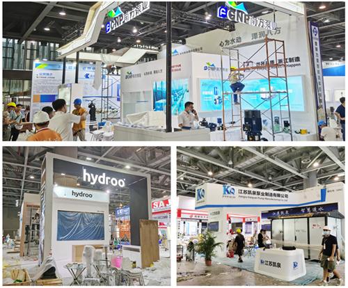 聚焦珠三角水处理板块 2020年广东国际水展7月14日开展!
