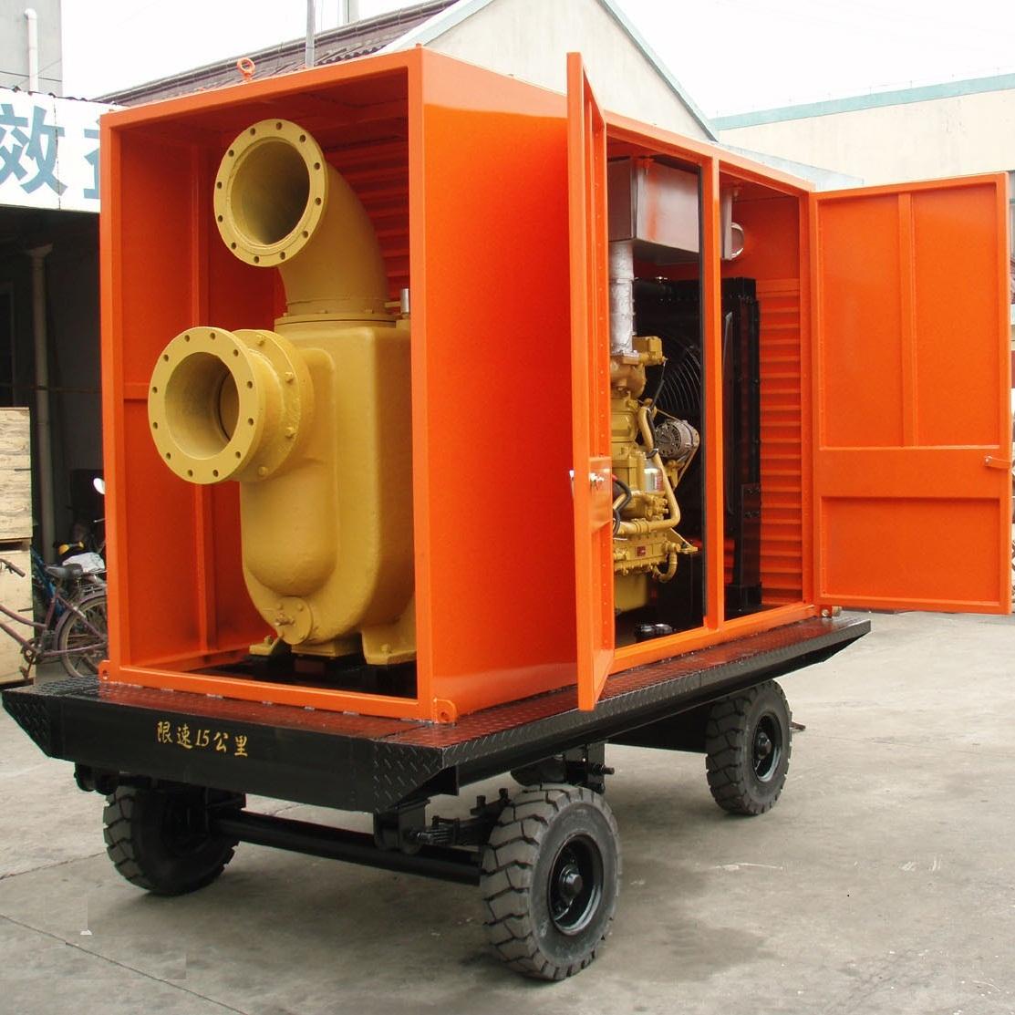 真空辅助自吸泵的工作原理与特点