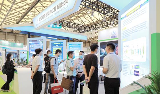第21届中国环博会开幕,源动力公司携核心产品重磅参展