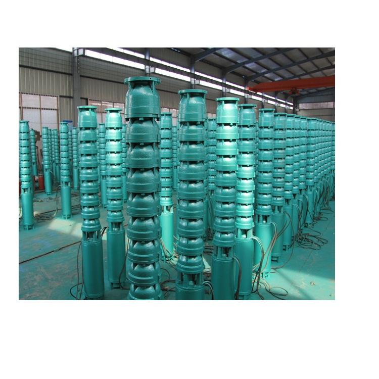 QJ深井��水泵的安�b�c使用方法