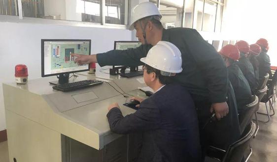 寒冬将至 蓬莱滨海热力3台100t煤粉锅炉启动供暖在即