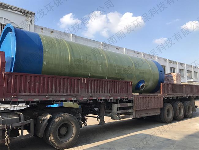 <strong>一体化雨水提升泵站</strong>的作用