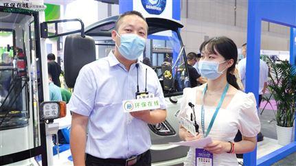 苏州加睿博亮相2020上海清洁展