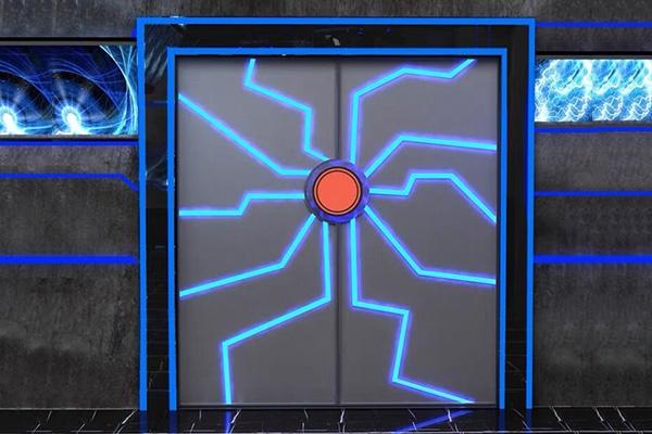 人工智能展厅门