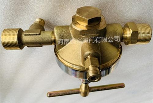 氧气点阀箱专用氧气减压器