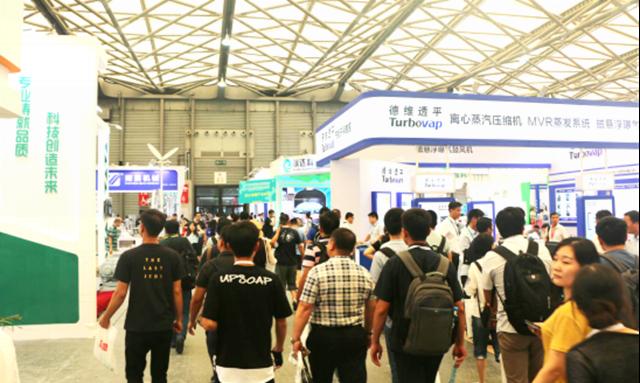开幕倒计时6天 第十二届上海国际化工环保展览会蓄势待发