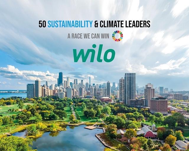 """WILO威乐集团当选全球""""50家可持续发展和气候领袖企业""""之一"""