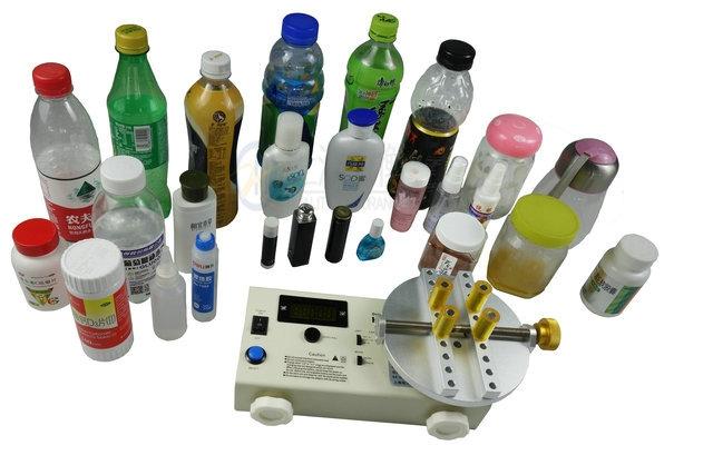 塑料防盗瓶盖扭矩测试仪