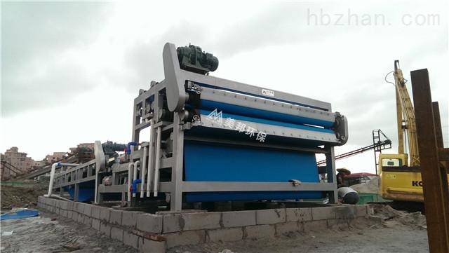 怀柔洗沙包土污水处理设备厂家