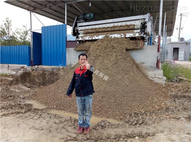 房山碎石厂泥浆脱水设备厂家