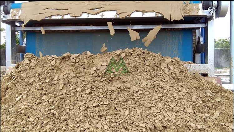 邵阳洗包土砂泥浆脱水设备厂家