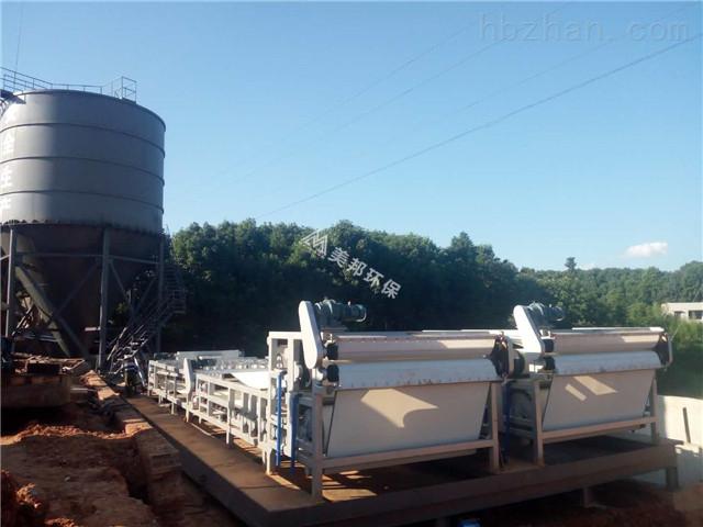 娄底水洗沙污泥脱水设备厂家