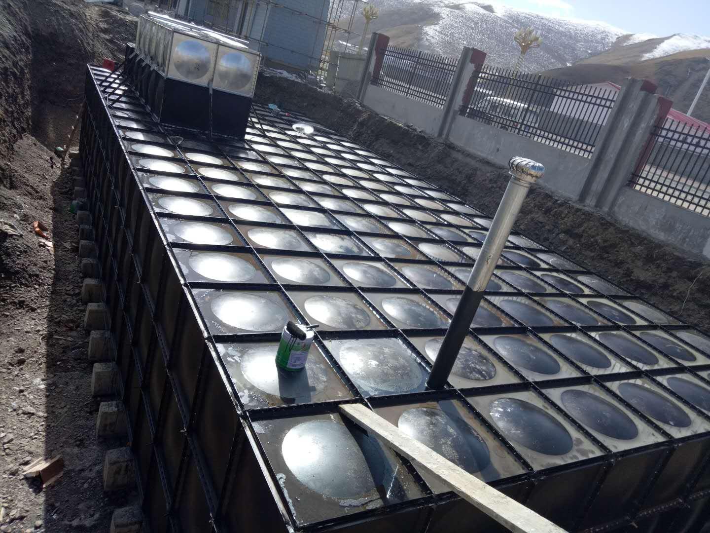 乐山抗浮式地埋箱泵一体化供应商