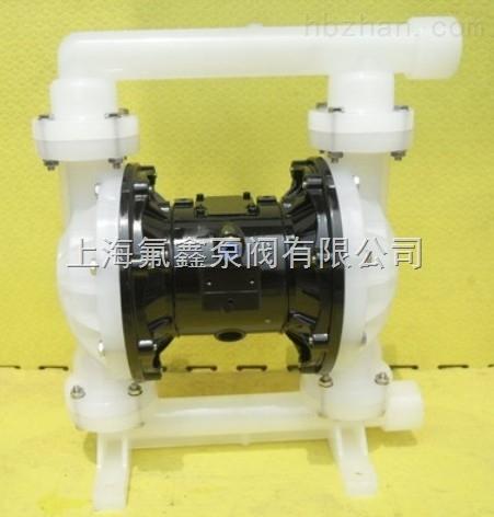 棗莊氟塑料合金泵價格