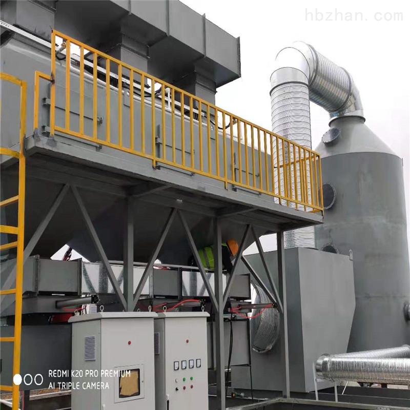滁州活性炭脱附工厂