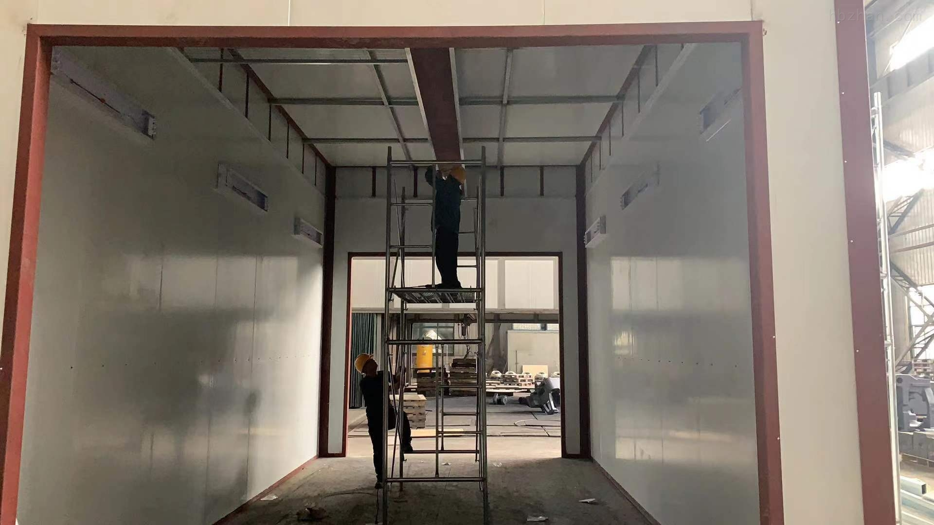 芜湖地吸式喷漆房厂家直销