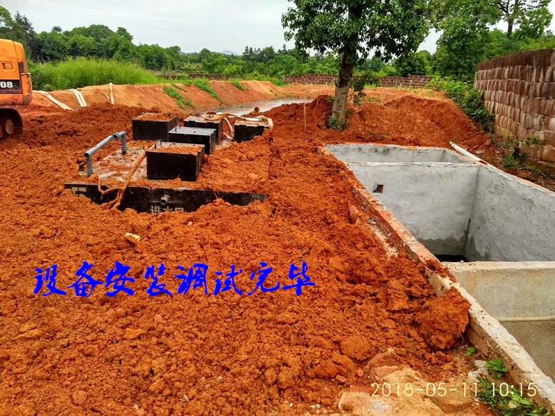 阿里农村污水处理设备特点