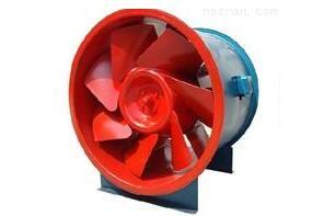 混流式高温排烟风机