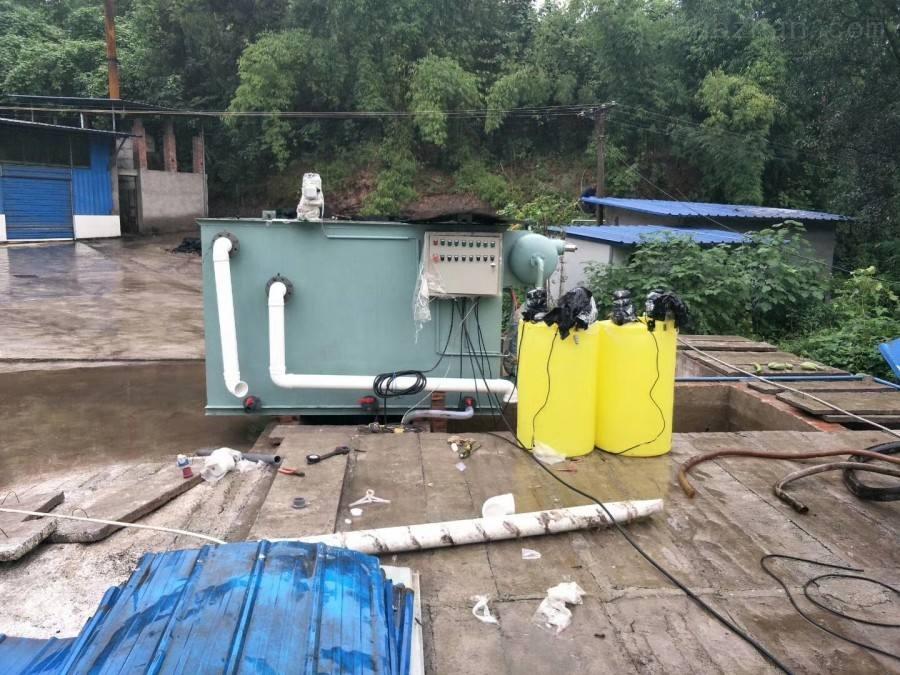 林芝新农村污水处理工程