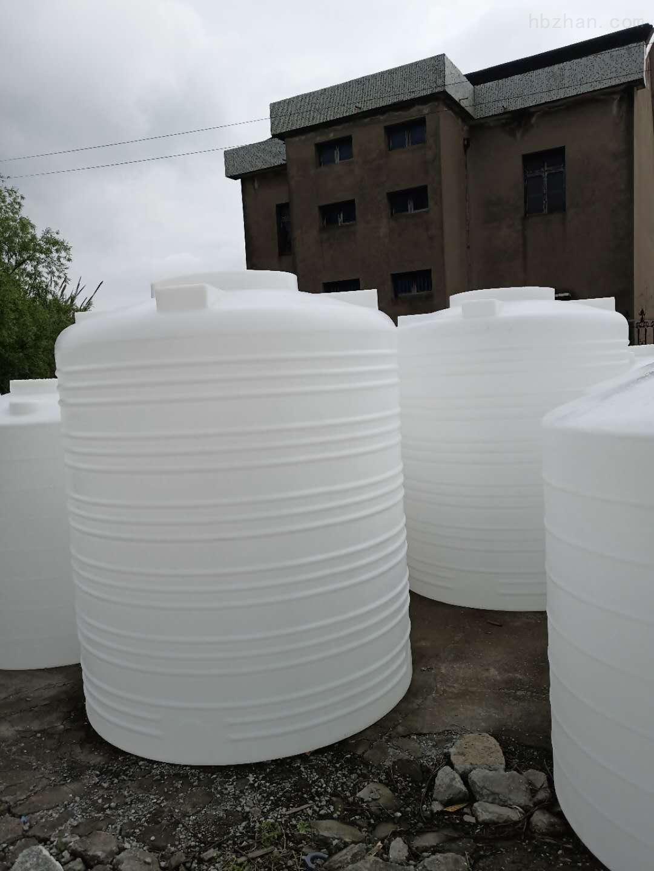 遂宁3吨塑料硫酸储罐  屋顶储水箱