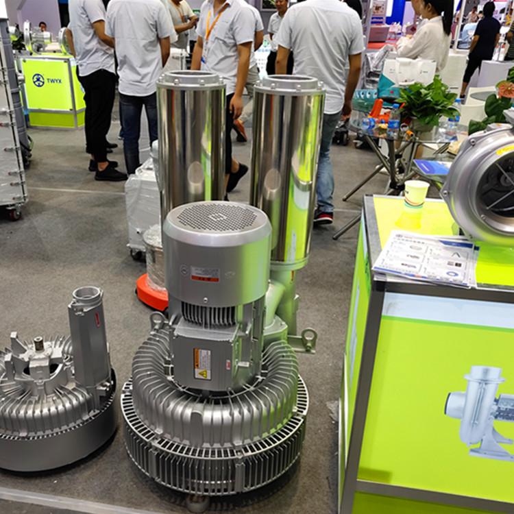厂家立式 LYX-94S-1旋涡气泵 功率15kw立式高压旋涡气泵 高压旋涡气泵示例图6