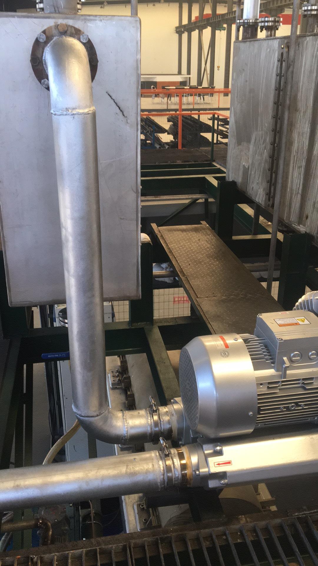 厂家立式 LYX-94S-1旋涡气泵 功率15kw立式高压旋涡气泵 高压旋涡气泵示例图9