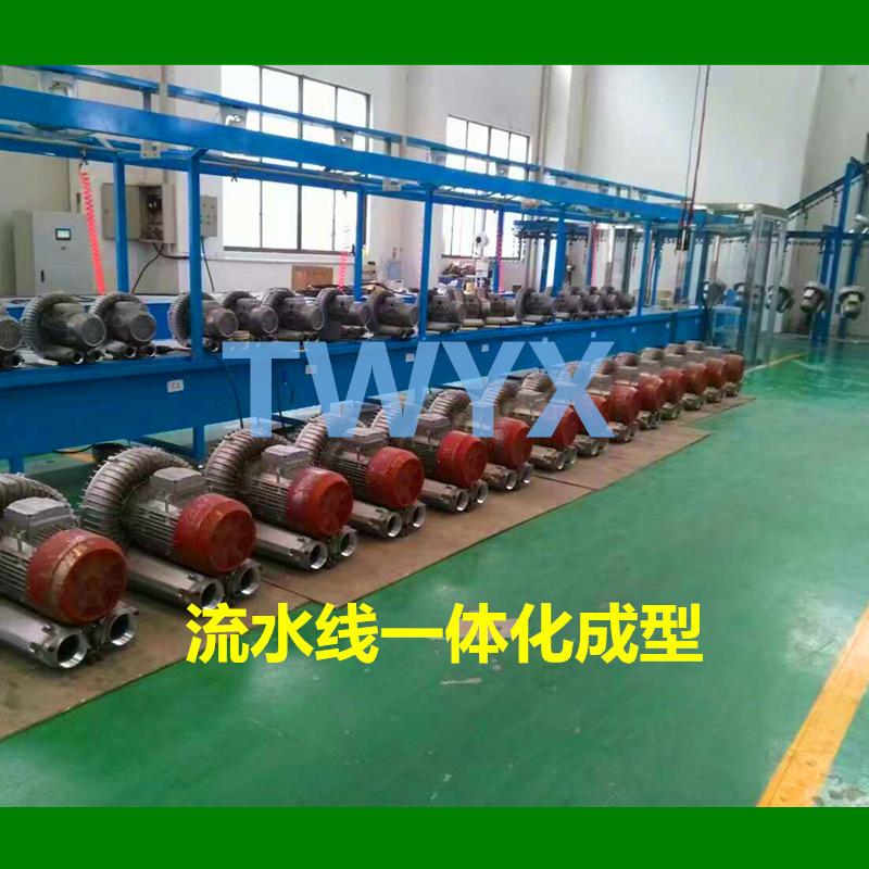 厂家立式 LYX-94S-1旋涡气泵 功率15kw立式高压旋涡气泵 高压旋涡气泵示例图13