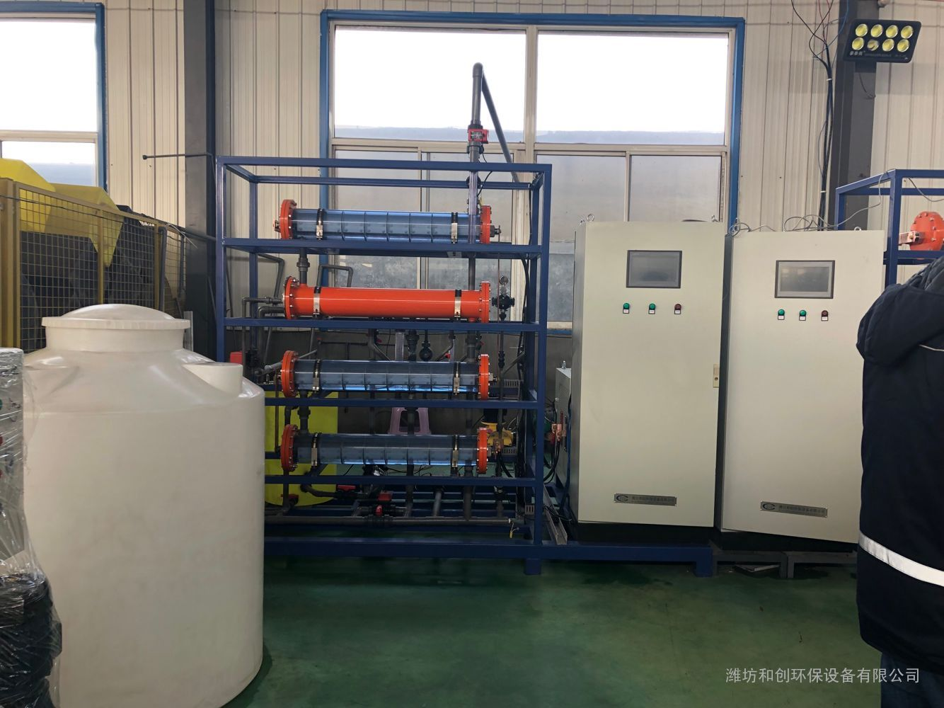 贵州水厂消毒设备
